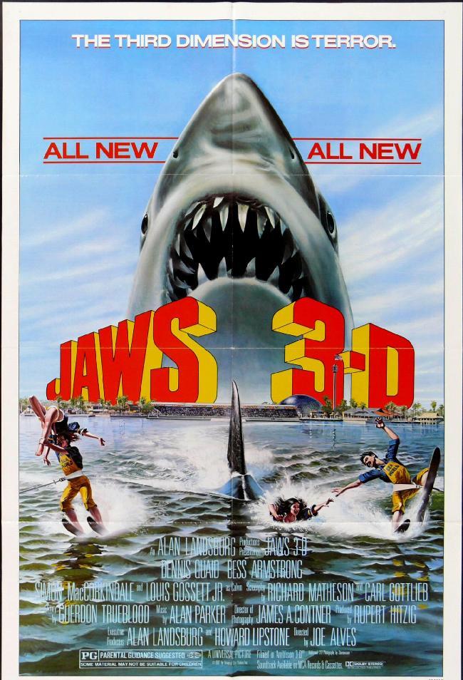 Jaws parody alexis ford 2