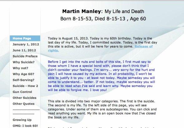 martin manley hp