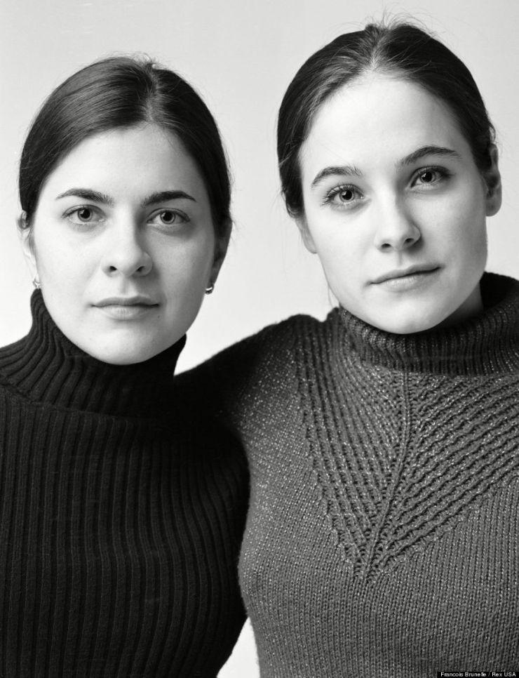 I'm not a look-alike! by Francois Brunelle - Jan 2013
