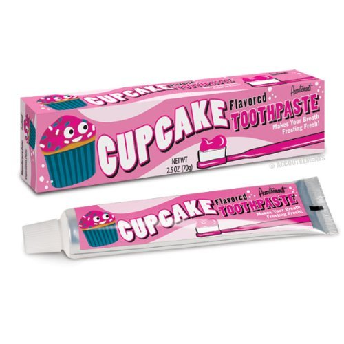 Cupcake_Toothpaste